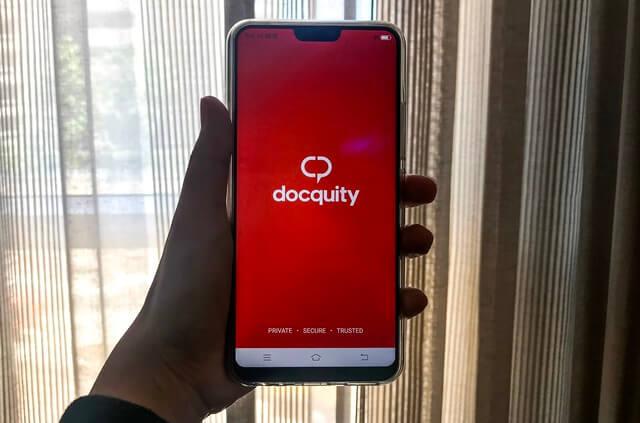 Docquity App