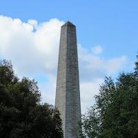 Hop on Hop Off Dublin: Obelisk in Phoenix Park