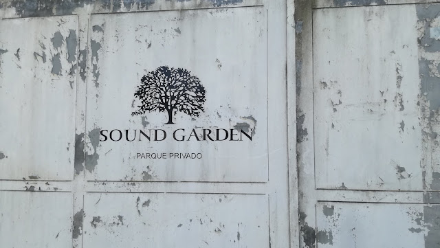 Sound Garden - parque Privado