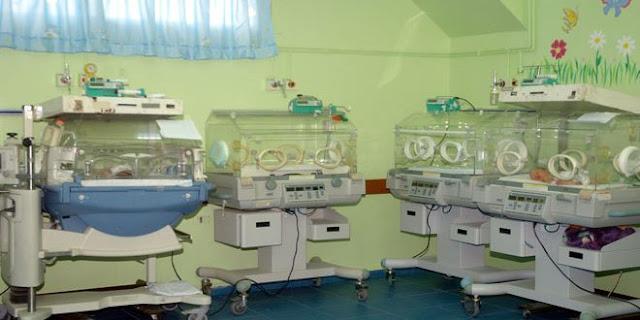 70 قبولاً يومياً و6 غرف فقط في قسم الأطفال في المشفى الوطني بالسويداء!