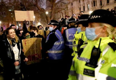 UK: Are police and politicians failing women?
