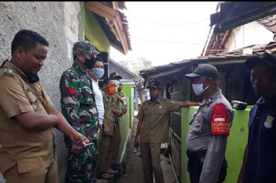 Di Desa Gintung, Pemulung Dapat Bantuan Bedah Rumah