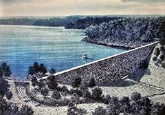 Johnstown Dam