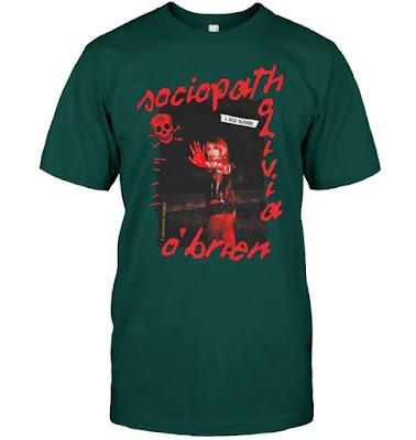Olivia O'brien Sociopath T Shirts