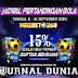 Jadwal Pertandingan Sepakbola Hari Ini, Jumat Tgl 11 - 12 September 2020