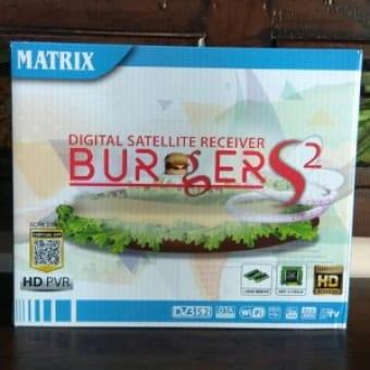 Teknologi Parabola: Cara input iptv di matrix burger s2