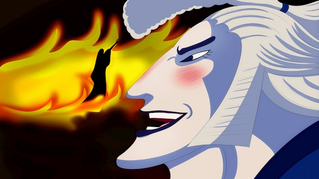 Spoiler Resmi One Piece 927: Wujud Asli Shogun Orochi Diperlihatkan