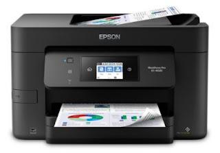 Epson WorkForce Pro EC-4020 Télécharger Pilote