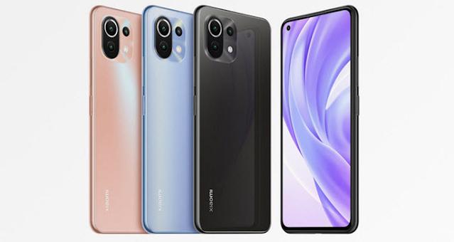 أعلنت شركة شاومي رسميًا عن هواتف Xiaomi 11T و Xiaomi 11T Pro و Xiaomi 11 Lite 5G NE