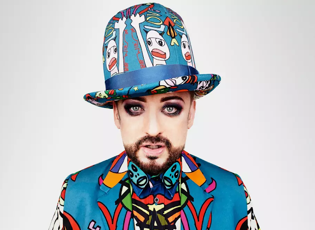 Video: Boy George & Culture Club - Life
