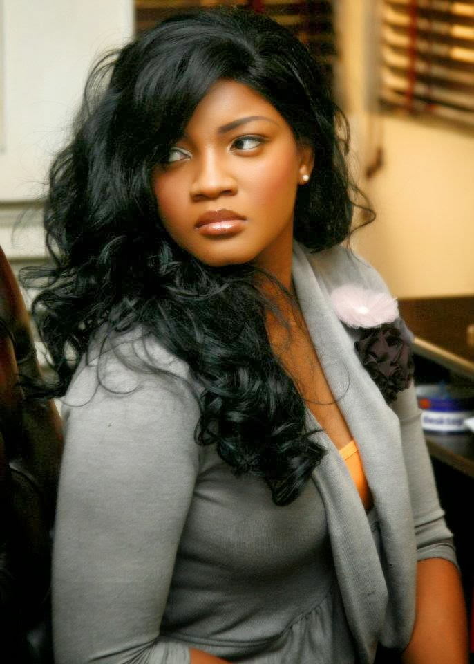 omotola daughter pictures