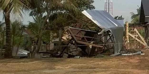 Pemuda Muhammadiyah Aceh Kecam Pembakaran Masjid