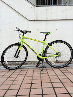 Before(2014/07) cannondale Quick4