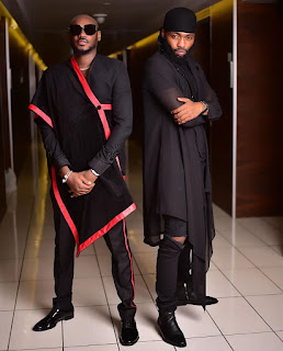 2face 2baba styled by swanky jerry