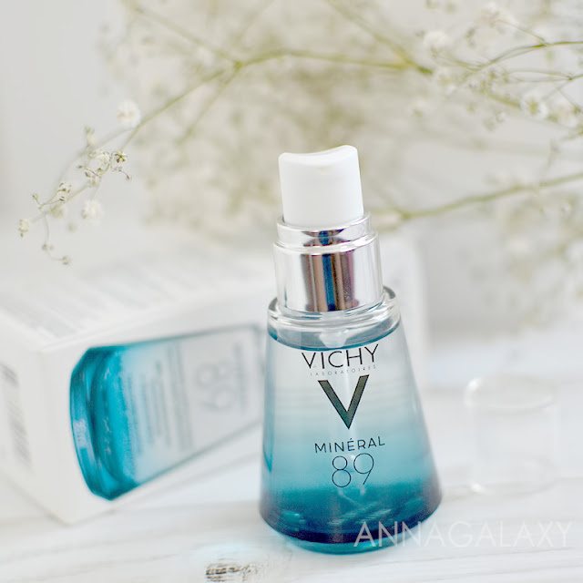 Vichy Mineral 89 Fortifying And Plumping Daily Booster отзыв