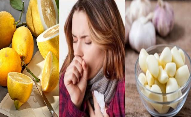 Pour traiter la toux à la maison prenez l'un des ces 5 aliments efficaces