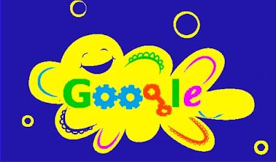 أفكار رسومات الشعار لجوجل