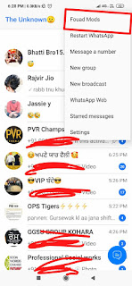 how to update gbwhatsapp latest version