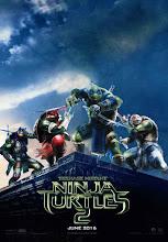 Tortugas Ninja 2: Fuera de las sombras (2016)