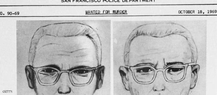 السفاح زودياك ارتكب 5 جرائم قتل بين عامي 1968 و1969وتم فك  شيفرة رسالة السفاح زودياك الغامضة