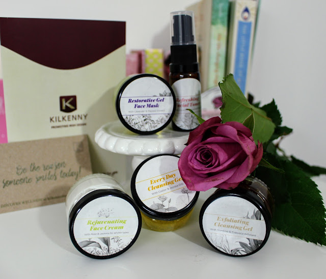 Dublin Herbalists 5 Step Facial Collection