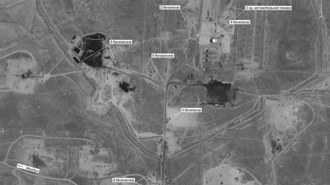 """Austrų """"Krone"""" apie JAV """"banditizmą"""": Rusija apkaltino JAV dėl Sirijos naftos grobimo"""