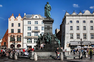 Adaś, czyli pomnik Mickiewicza w Krakowie