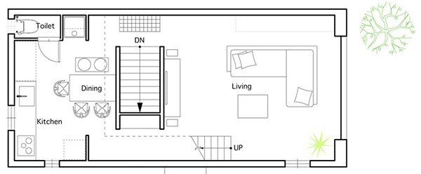 Apartment Floor Plans Designs Philippines
