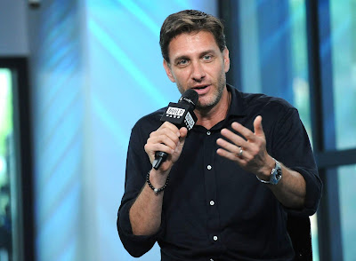 Mike Greenberg talking in an interview
