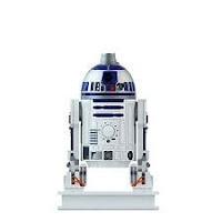 "Disney's Star Wars R2-D2 Ultrasonic Cool Mist Personal Humidifier 5.5"" NEW!"