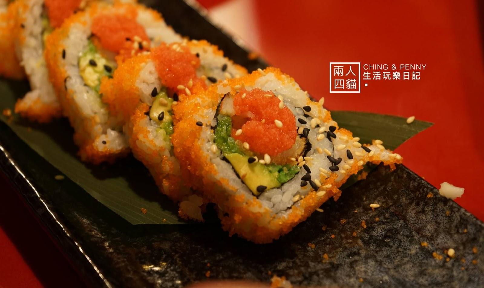 【板橋|美食】板橋平價日式料理 串燒、生魚片、拉麵全都有!【八八食堂】近板橋大遠百 特色「明太子炸蝦捲」