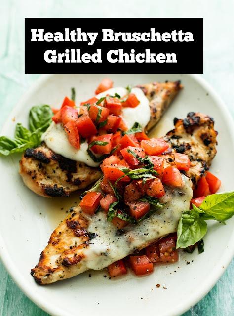 Healthy Bruschetta Grilled Chicken Recipe | Grilled Chicken Recipe | Healthy Grilled Chicken Recipe | Chicken Dinner Recipe | Healthy Dinner Recipe #healthyrecipe #healthydinnerrecipe #dinnerrecipe #dinner #healthydinner #chickenrecipe #chickendinner #healthychickenrecipe