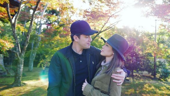 Paul Soriano and Toni Gonzaga