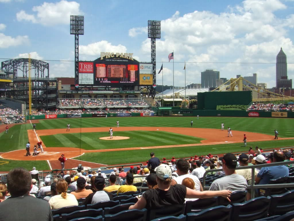 Pittsburgh Pirates Luxury Suites For Sale, Single Game Rentals