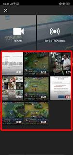 Panduan Cara Upload Video ke Youtube di Android dan Komputer 3