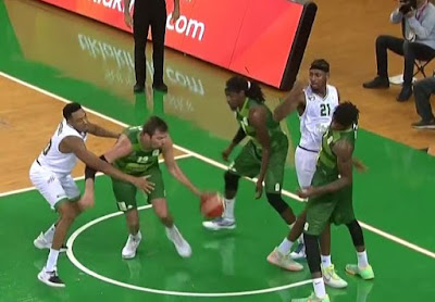 Tahincioglu Basketbol Super Ligi Darüşşafaka - Bursaspor