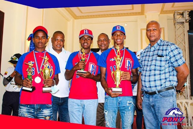 República Dominicana se corona campeón en Torneo Latin American Baseball Classic U14