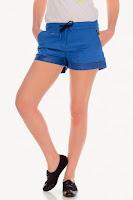 Pantalon scurt PUMA pentru femei MINI SHORTS