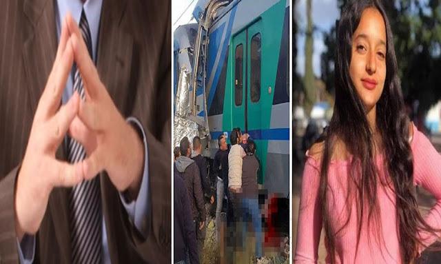 تونس: رجل أعمال يتبرع بـ 15 ألف دينار للتلميذة ريم زبير التي بترت ساقاها بعد سقوطها من القطار !