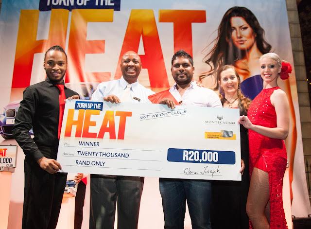 Srinivasa Sathiah - R20 000 winner #thelifesway