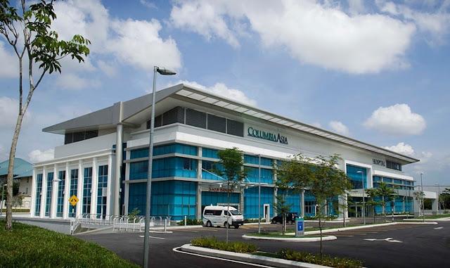 Columbia Asia Hospital Bukit Rimau, Selangor, Selangor Hospital, Hospital, Health, Tourism Selangor,