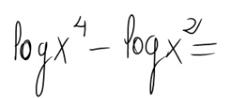 Operaciones con logaritmos