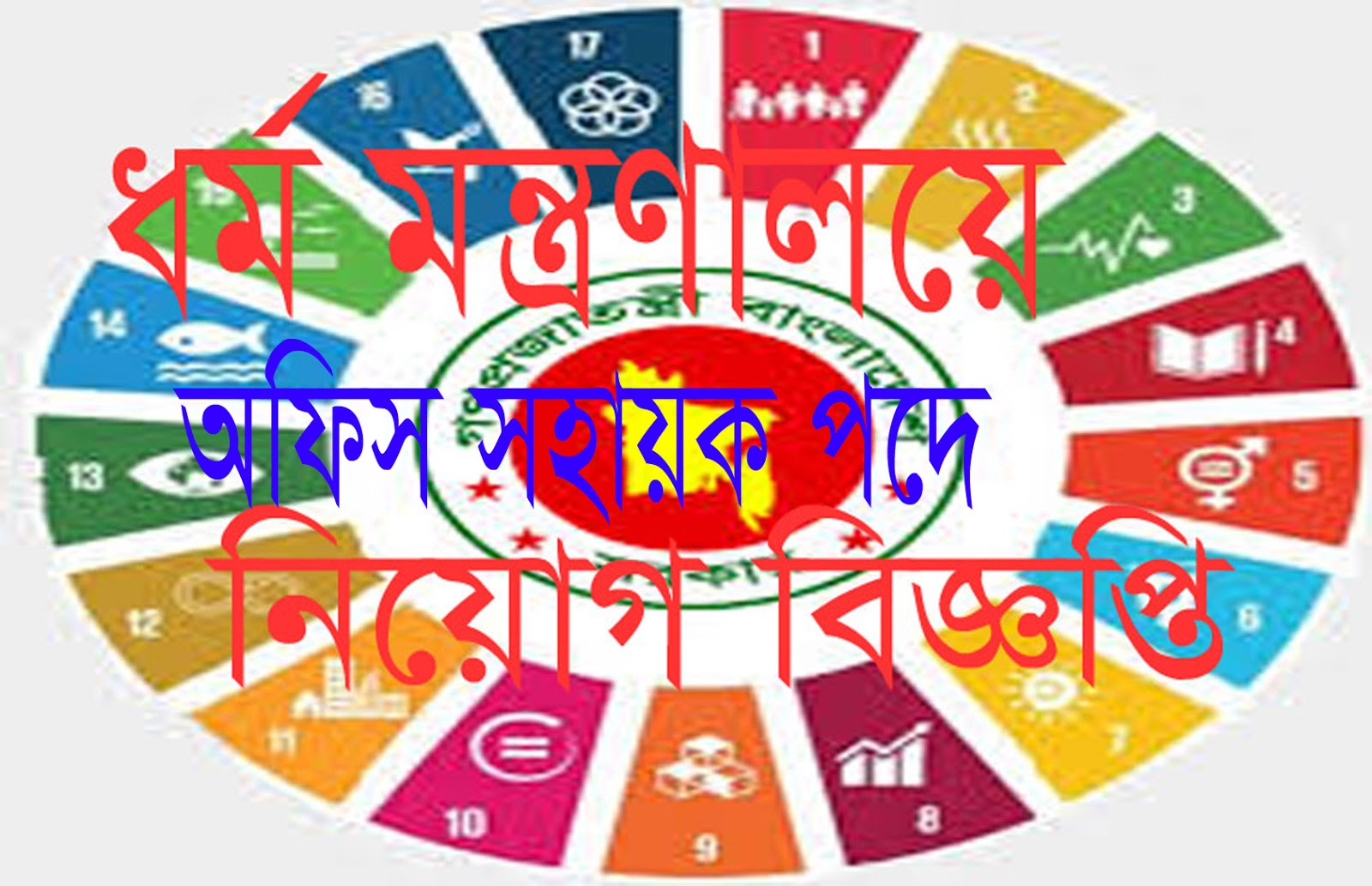 Ministry Of Religion Affairs MORA New Job Circular 2020