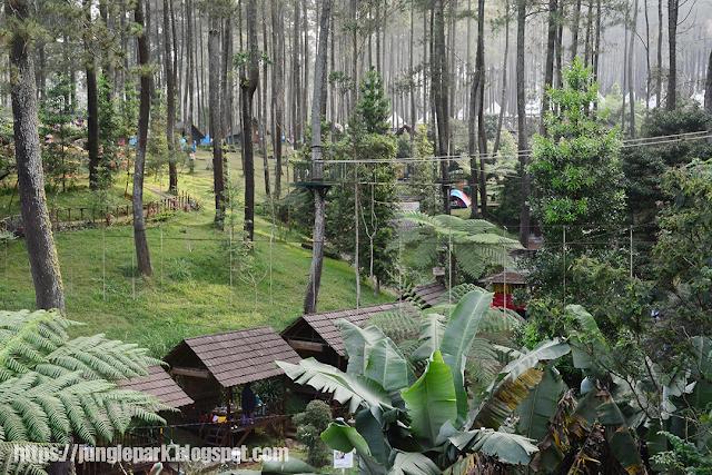 TEMPAT GATHERING DI LEMBANG | Dengan Konsep Pegunungan