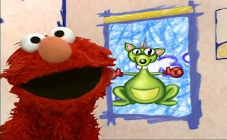 Elmo's World Sky Elmo's Question