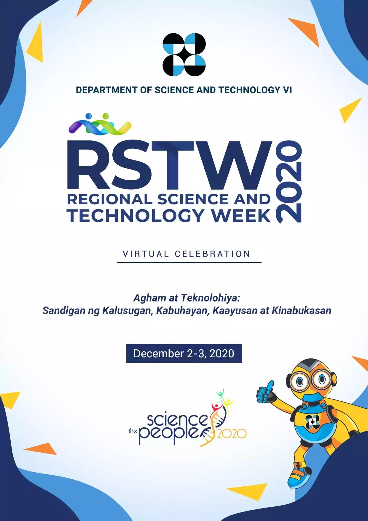 DOST 6 - 2020 RSTW
