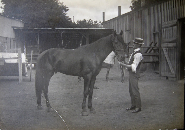 Albert E. Nevin, Hobart, 1914