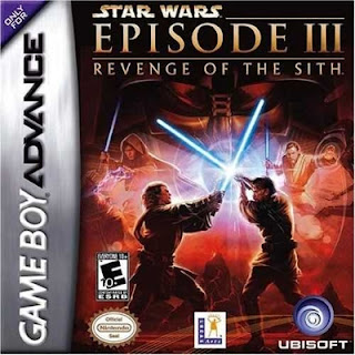 Rom de Star Wars Episodio III: Revenge of the Sith - GBA - PT-BR - Download