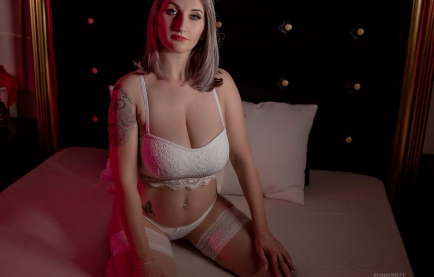 AyanaSweety Model GlamourCams