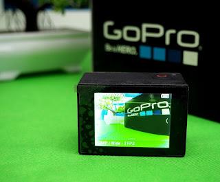 Gopro Hero 4 Black Edition Bekas